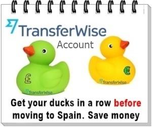 Transferwise money exchange
