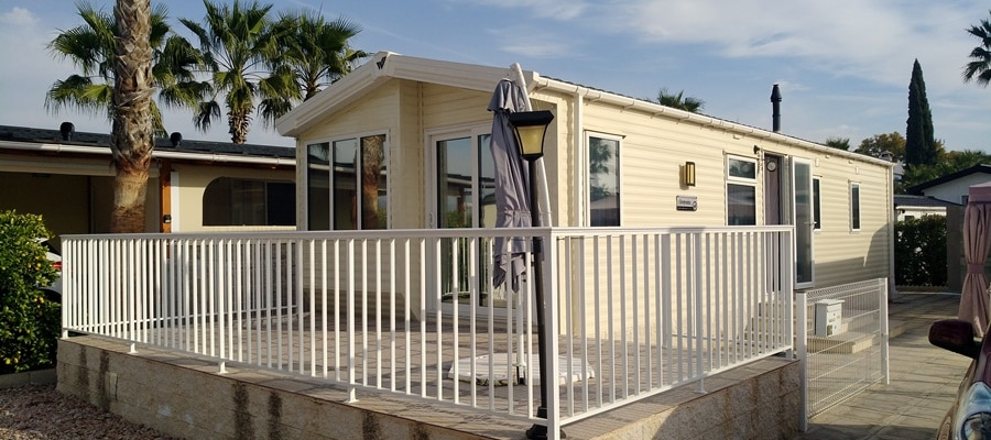 Mobile home proof of purchase